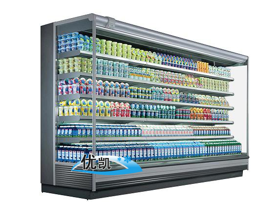 乳制品冷藏柜